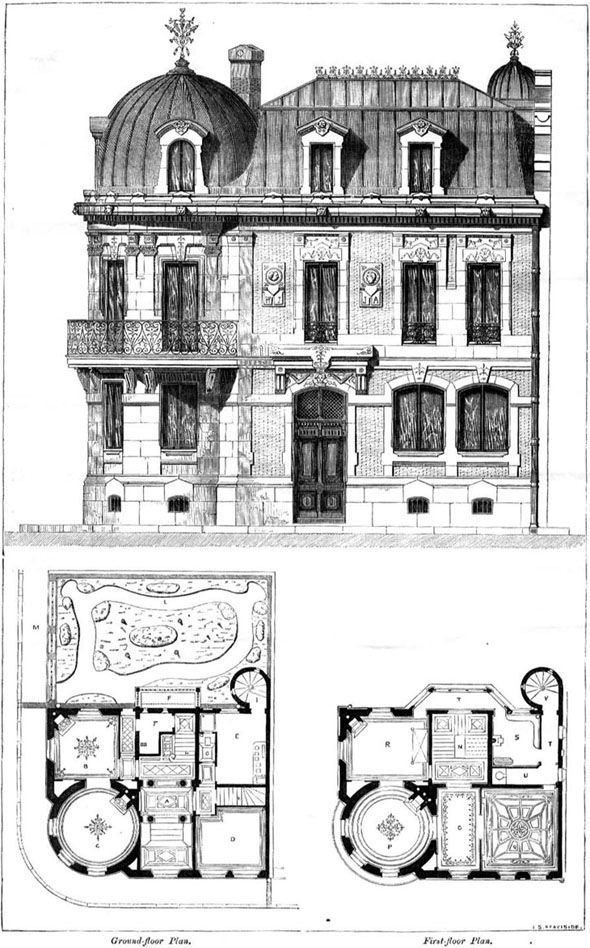 Architecture houses drawings modren house architecture for Architectural drawings of houses