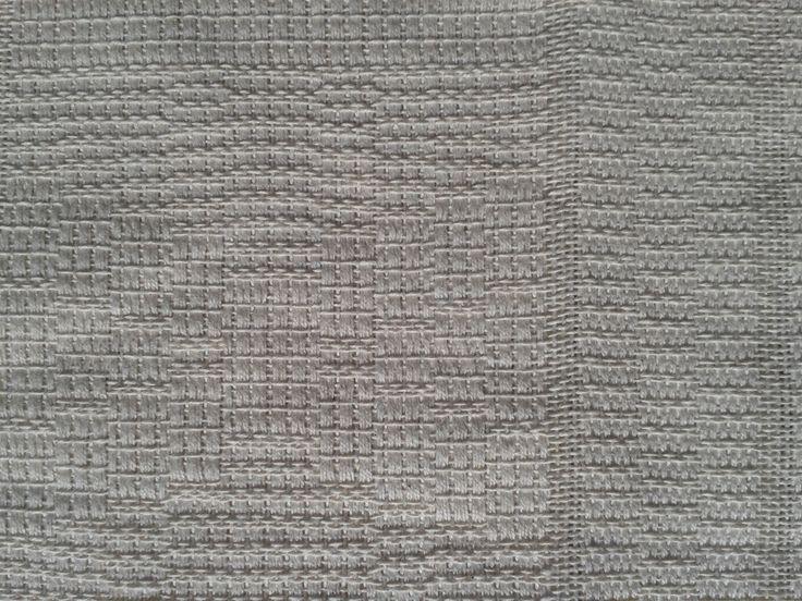 Manta colcha pie de cama o cubre sill n texturas - Ropa de cama textura ...