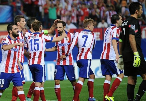 Taruhan Bola : Atletico Madrid Kembali Mendapatkan Poin Sempurna