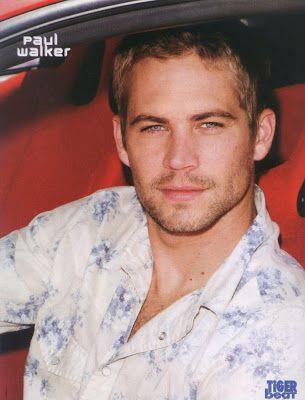 pual walker | Paul is probably one of Hollywood's most gorgeous... mormons? Yes that ...