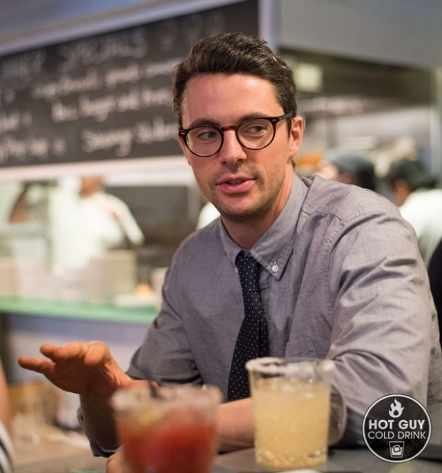 Matthew Goode Interview - Hot Guy Cold Drink