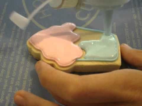 Decoración de Galletas con Glasa Real (Royal Icing) Video Clip