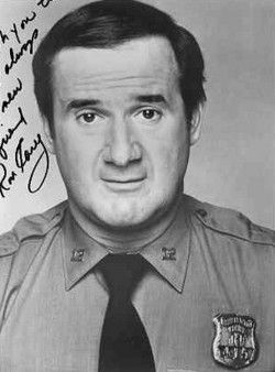 """Ron Carey(Actor) Best known for his role on  """"Barney Miller""""  1935-2007"""