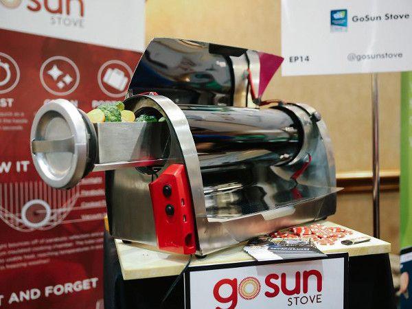 #CES2016 - GOSun - Cuptorul solar care merge noapte