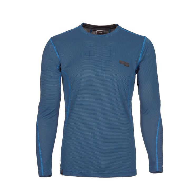 This base-layer is ready to wick away moisture in any kind of high-heart-rate outdoor activities.