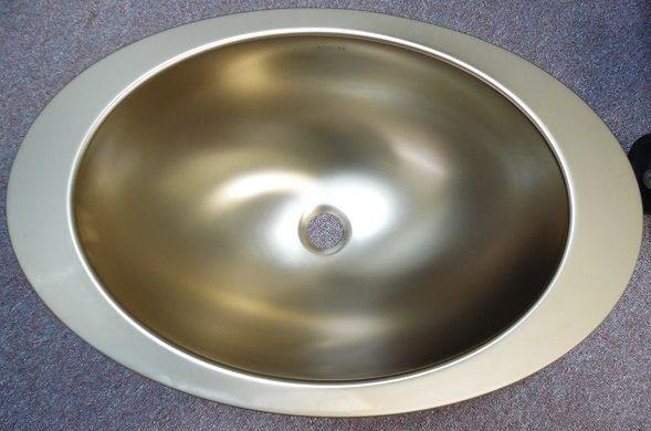 Kohler K 2602 Sbv Rhythm Under Mount Stainless Steel Bathroom Sink