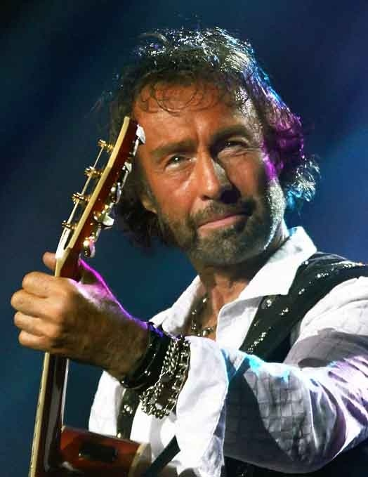 Paul Rodgers of Free, Bad Company and The Firm