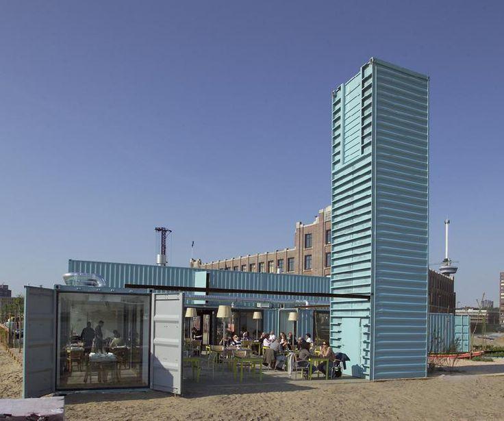 Wijn of Water restaurant -Rotterdam