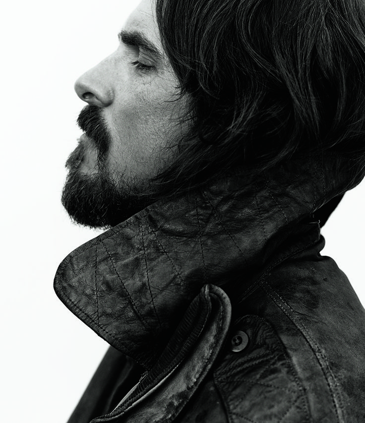 Christian Bale | by Mikael Jansson for WSJ Magazine