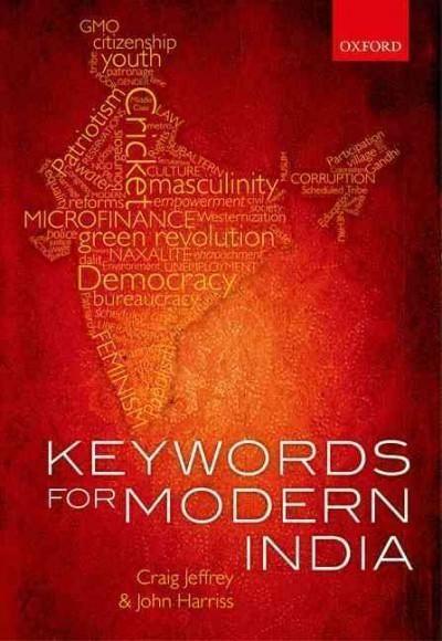 Keywords for Modern India
