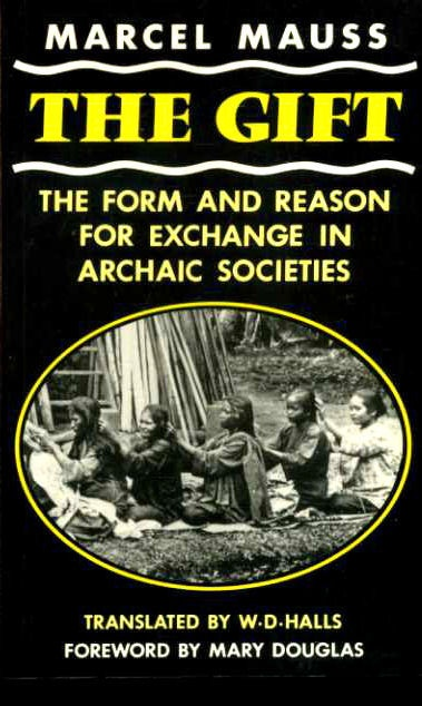 The Gift: Forms and Functions of Exchange in Archaic Societies Analysis