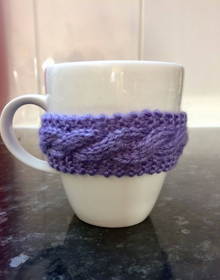 A personal favourite from my Etsy shop https://www.etsy.com/uk/listing/559547930/mug-cosy