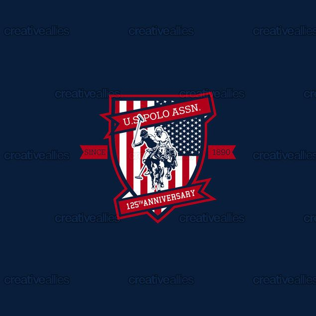 vote and share this design with hastag #USPA125 , if U lucky u will get a prize from U.S.POLO. ASSN on CreativeAllies.com