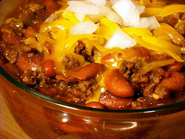 red bean chili by adashofsass, via Flickr