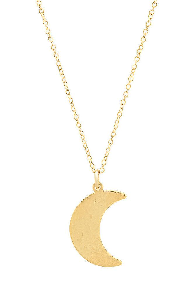14K Solid Gold Crescent Hindi Name Necklace,Moon Necklace,Personalized Crescent Necklace,Crescent Moon Necklace,Mothers Day Gift