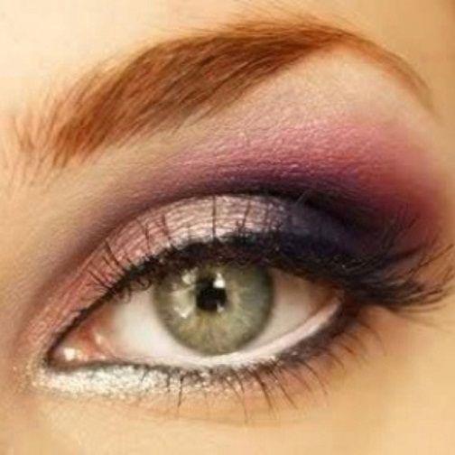 Romantic Makeup Hazel Eyes Red Hair My Style Pinterest