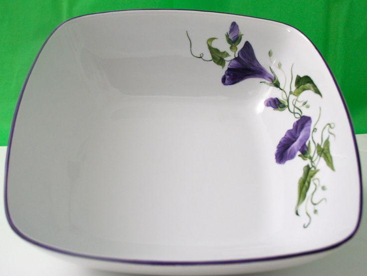 13 best flowers images on pinterest flower drawings - Vajillas pintadas a mano ...