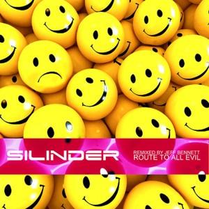 Silinder - Route To All Evil (Jeff Bennett Remix) - Qaitek Rec