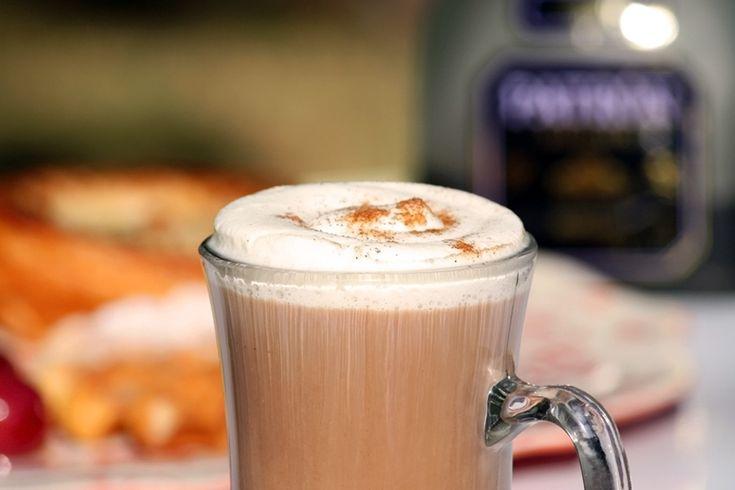 Mexican Coffee Cocktail Patron XO Cafe