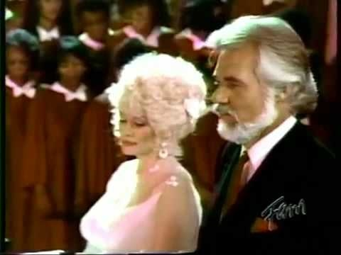 """Dolly Parton and Kenny Rogers - """"Once Upon A Christmas"""""""