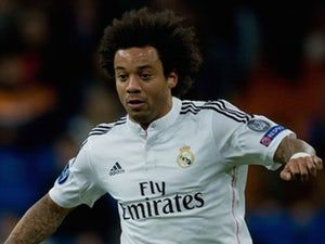 Real Madrid defender Marcelo ruled out with hamstring tear