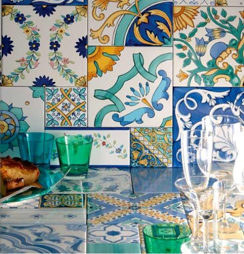 Ceramiche Musa Hand Painted Floor And Tiles Made In Italy: 46 Best Maioliche Images On Pinterest