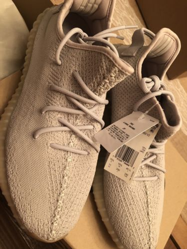9bc24f5f8 Details about Adidas Yeezy Boost 350 V2 Sesame Size 12 (Authentic ...