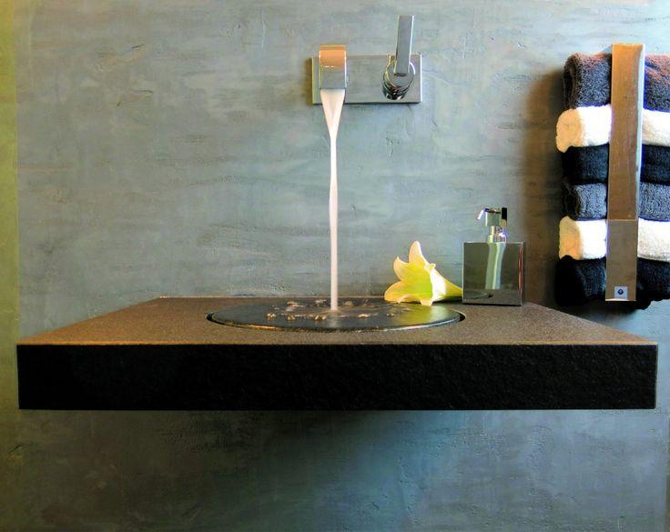 114 best images about bad - waschtisch - naturstein on pinterest - Waschbecken Bad