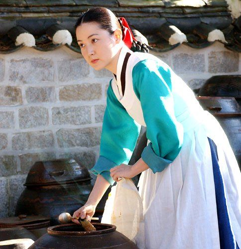 Jewel in the Palace is a Korean drama I started watching back in 2005 when I was pregnant with my son. It was really, really good!
