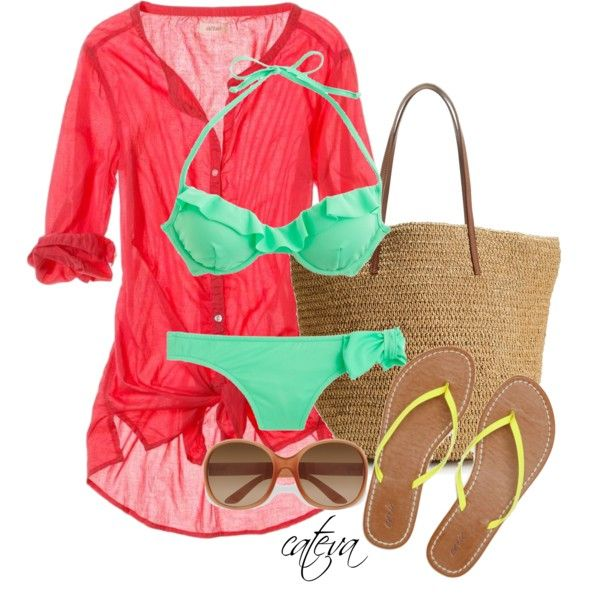 Can't wait till summer!! Hanging with my best friends in an outfit like this is something I am dying to do..
