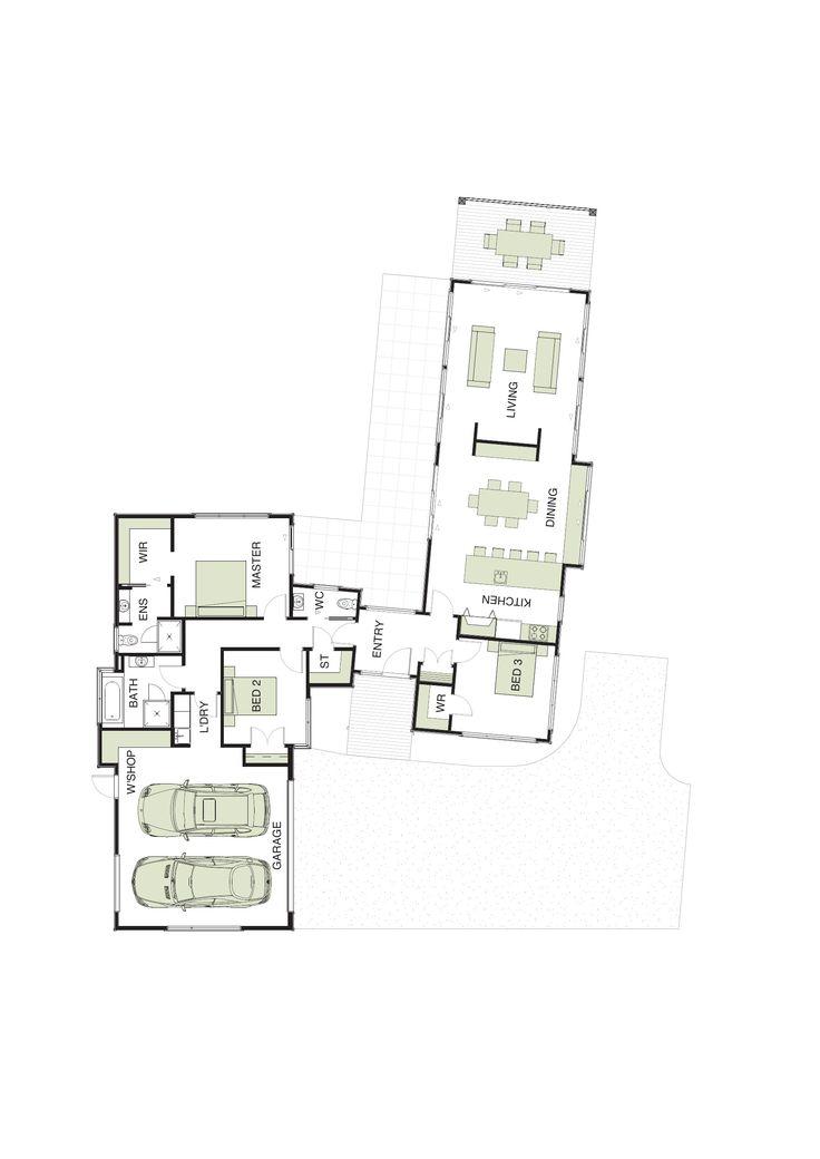 Pavilion House Plans 4