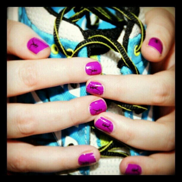 The 10 best Purple Jamberry Nail Wraps images on Pinterest ...