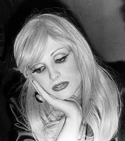 Miss Candy Darling. Flawless. #Warhol superstar