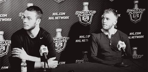 Deal With It - Toews and Kane