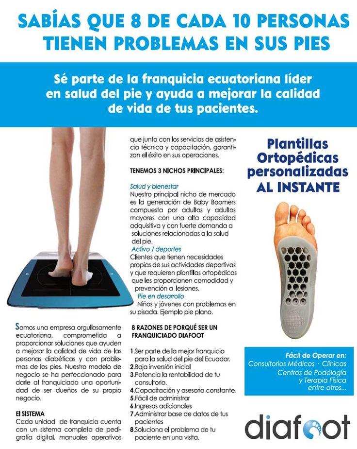 Diafoot : franquicias disponibles en ecuador, franquicias ecuador, diafoot, franquicia diafoot en ecuador, neofeet, orthotics, pies, diabéticos
