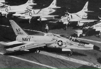Grumman F11F-1F Super Tiger | F11F Tiger | Pinterest ...