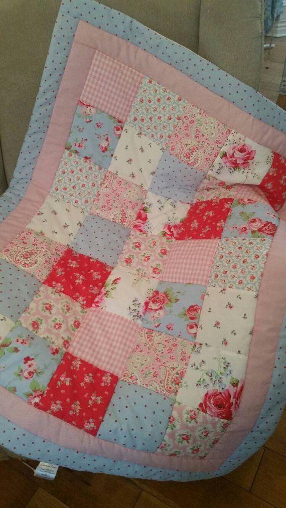 722 best Baby / children's quilts & cushions images on Pinterest ... : childrens patchwork quilt - Adamdwight.com