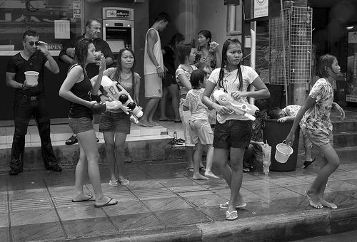 Songkran – Thailand's New Year and