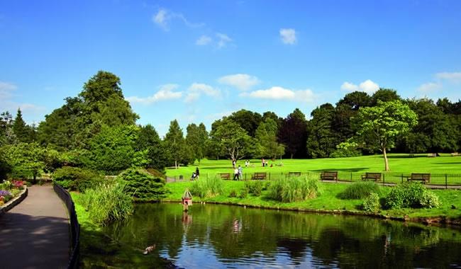 Golders Hill Park, London
