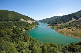Lac acumulare Siriu - Buzau