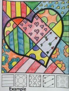 Interactive coloring sheet HEART ***FREE***Susan Speirs Burford