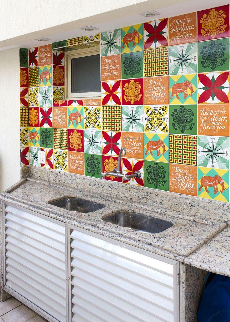 Adesivos de parede GECKO: Adesivos criativos, exclusivos e fáceis de aplicar.