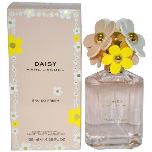 Marc Jacobs Daisy Eau So Fresh By Marc Jacobs Eau-de-toilette Spray for Women, 4.20-Fluid Ounce - Listing price: $85.00 Now: $59.30 + Free Shipping