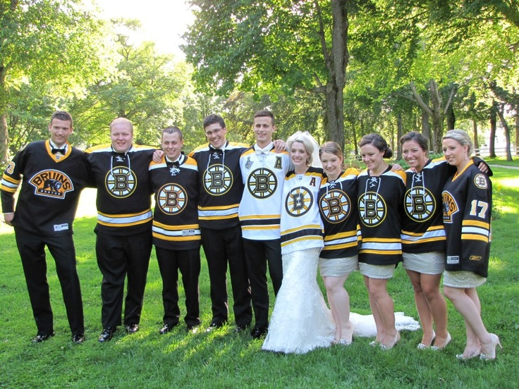I AM DOING THIS AT MY WEDDING. Especially if it is to tyler seguin! :)