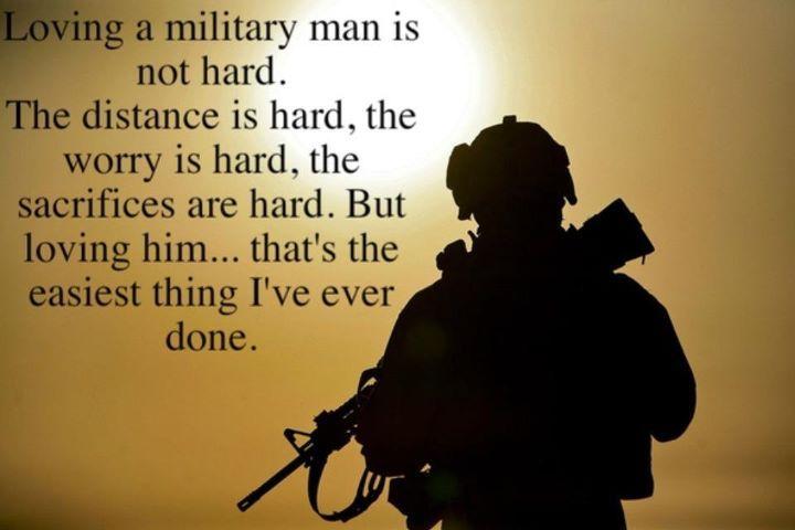 I <3 my military man