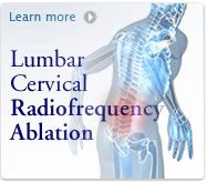 Lumbar and Cervical Radiofrequency Ablation