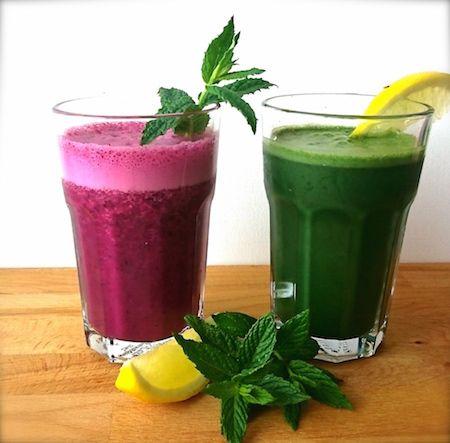 Gröna och fruktiga drinkar hör sommaren till. Här följer några exempel på svalkande och somriga smoothies som bidrar med ett rikt näringsinnehåll, ger en underbar energikick och som dessutom är en fröjd för smaklökarna. Recepten hittar du här: http://passionforhalsa.se/somriga-och-naringsrika-smoothies
