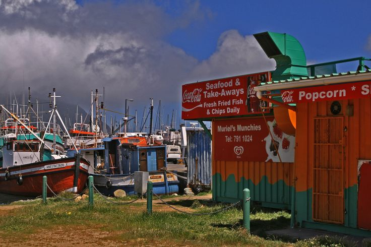 Visit Hout Bay and enjoy some of the freshest fish in the Cape