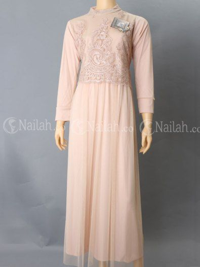 Gamis Tiara only at www.nailah.co