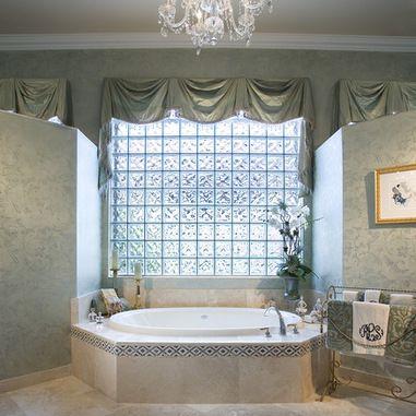 Kitchen Backsplash Glass Block Window Design Ideas, Pictures, Remodel And  Decor